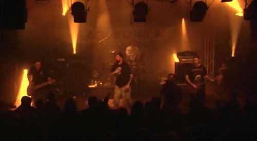 BLACK BOMB A - Live au Camji