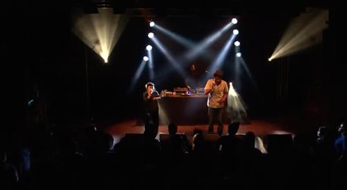 LA GALE - Live au Camji